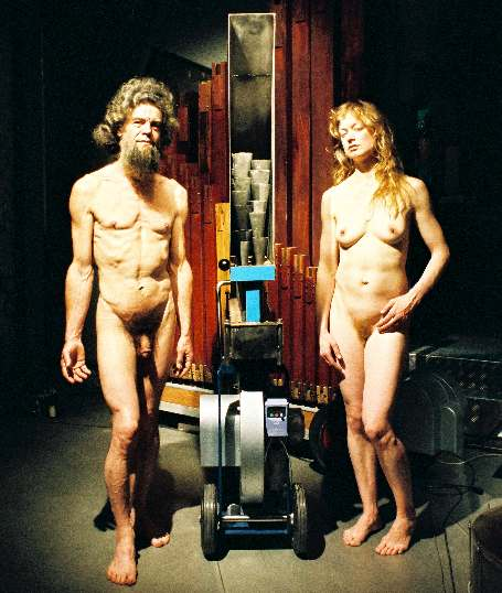 театр эротики фото