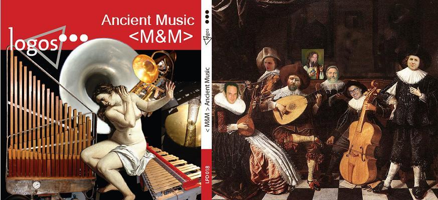 Logos Public Domain CD018: Ancient Music