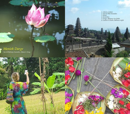 Sacred Balinese Soundies, Mauro's Song